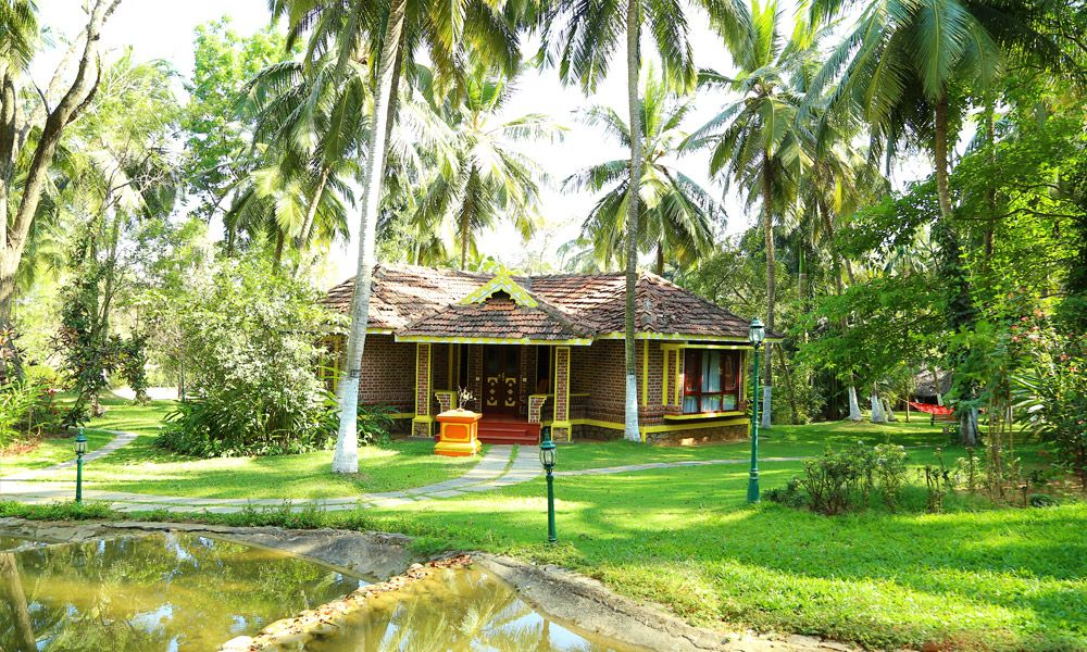 Kairali The Ayurvedic Healing Village in the heart of God