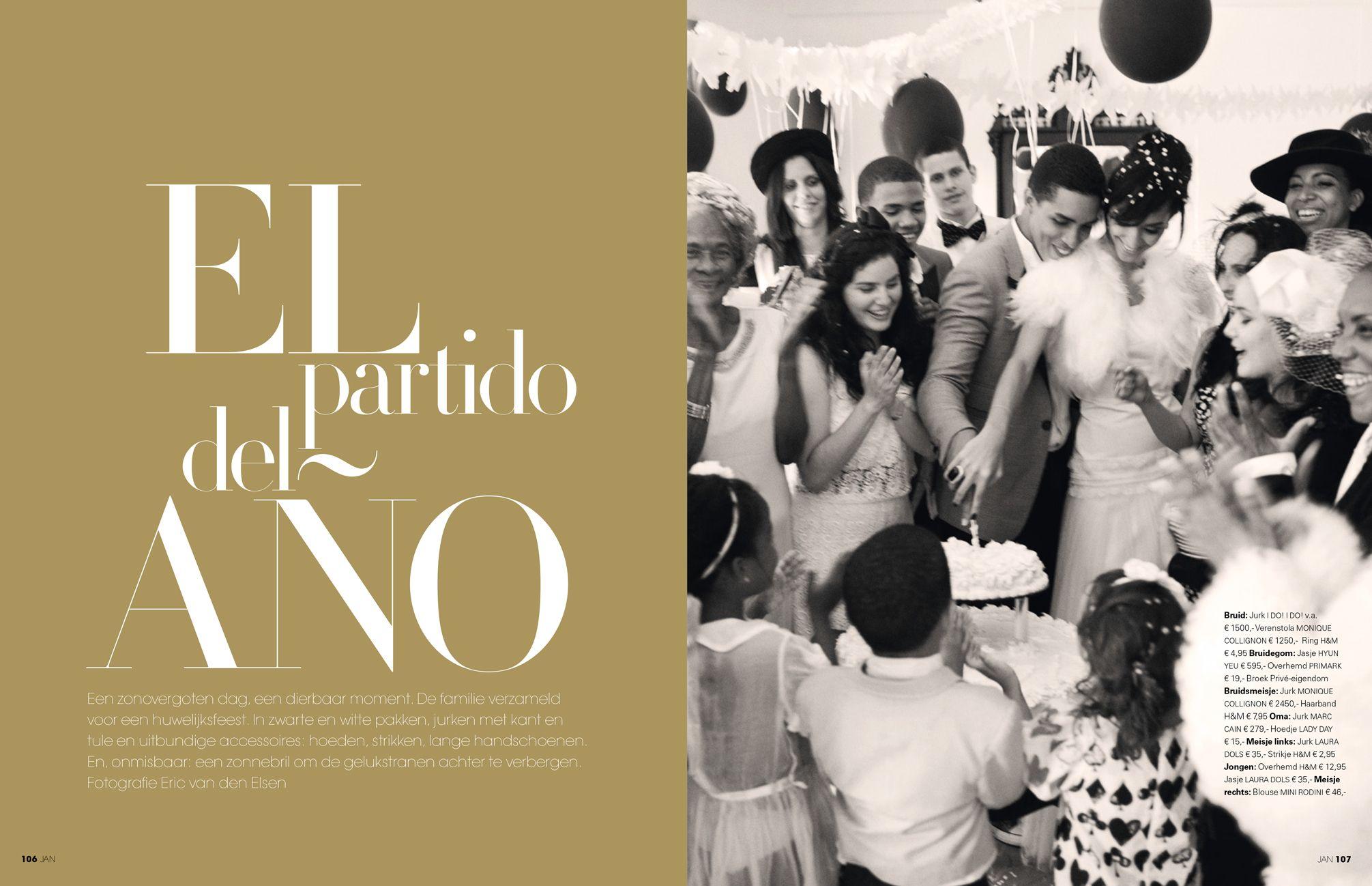 Editorial design JAN Magazine 11-2011 fashion