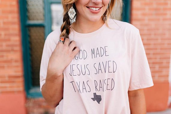 Hey, I found this really awesome Etsy listing at https://www.etsy.com/listing/519118966/womens-texas-shirt-texas-made-god-made