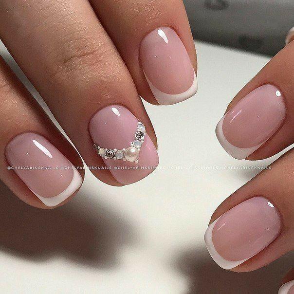 Pin by Cynthia Stevens on Nails | Pinterest | Bridesmaids nails ...