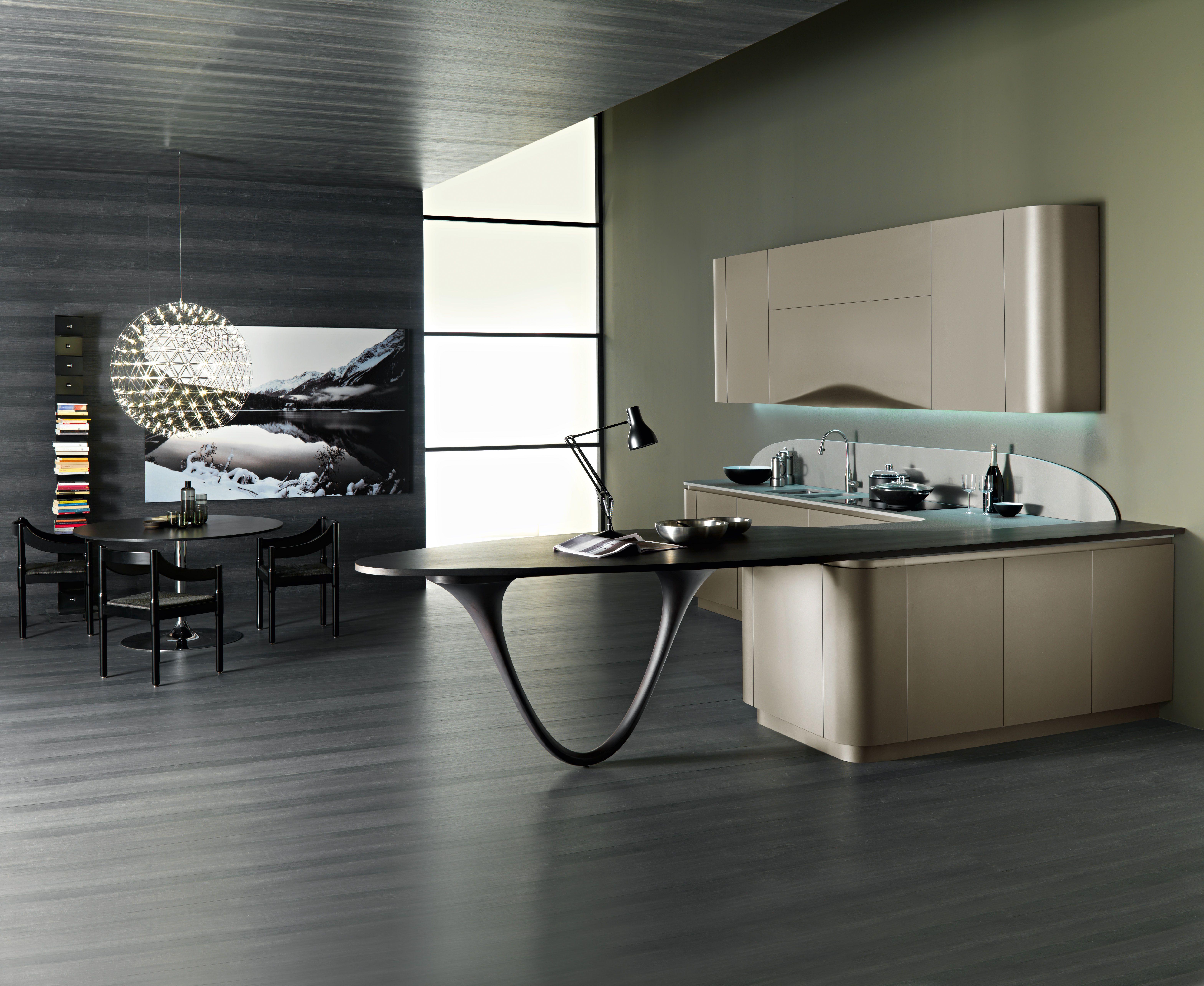 snaidero #cucine #kitchen ola 20, pininfarina design. modern, Kuchen dekoo