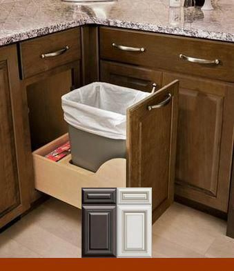 Wood Kitchen Cabinets Ideas and Cabinet Refacing Everett ...