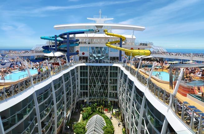 Worlds Best Cruises For Cruises Cruise Ships And Biggest - What is the best cruise ship