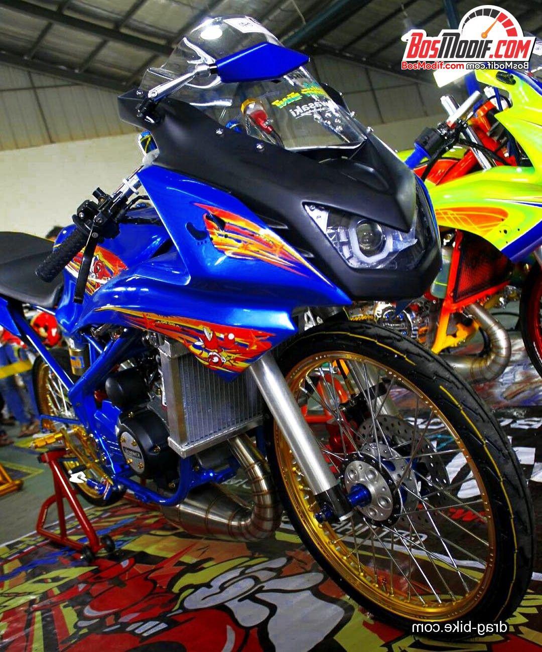 99 Gambar Motor Ninja 4 Tak Jari Terlengkap Obeng 55 Foto Modifikasi