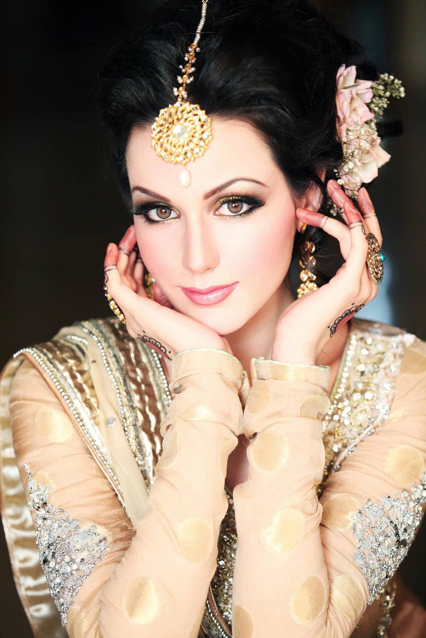 Bridal Makeup Salon Engagement Valima Mariam 39s Bridal Salon Featuring The