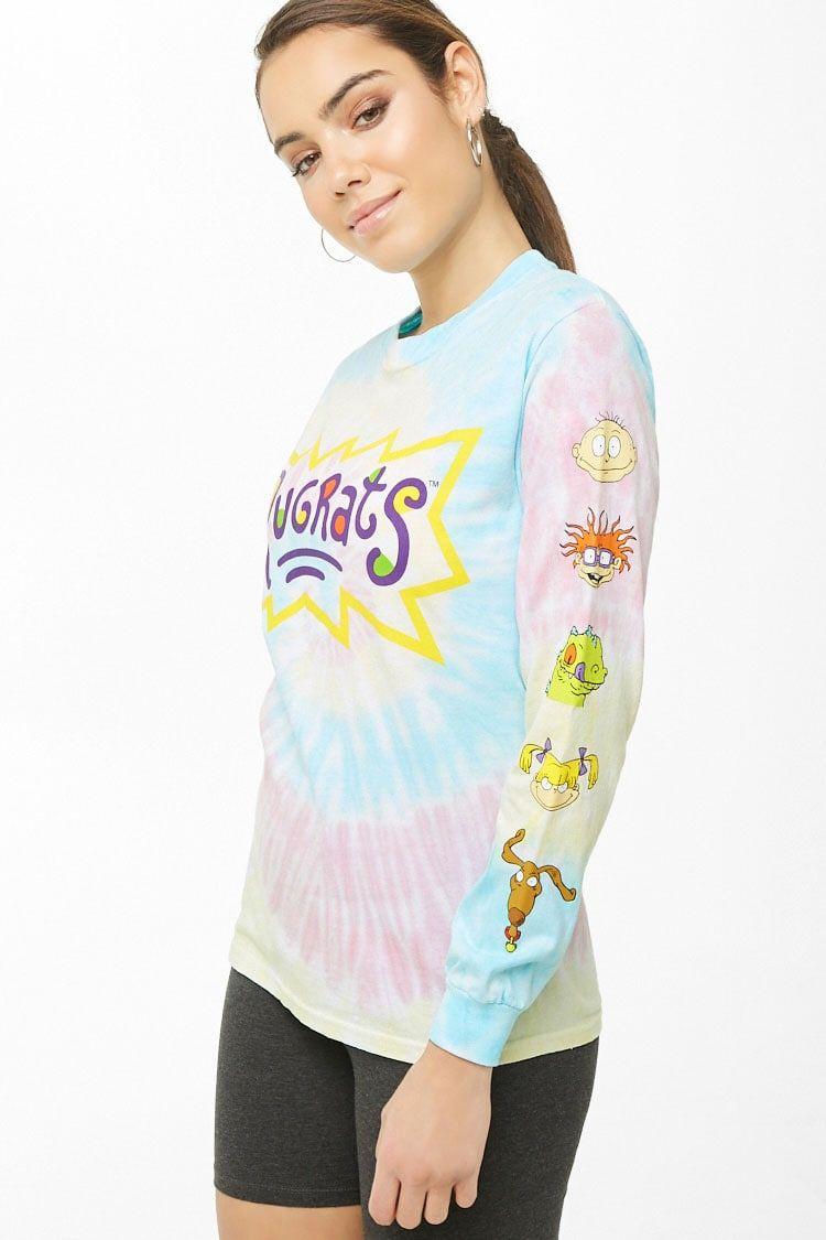 Rugrats Hoodie Pink | Pink hoodie
