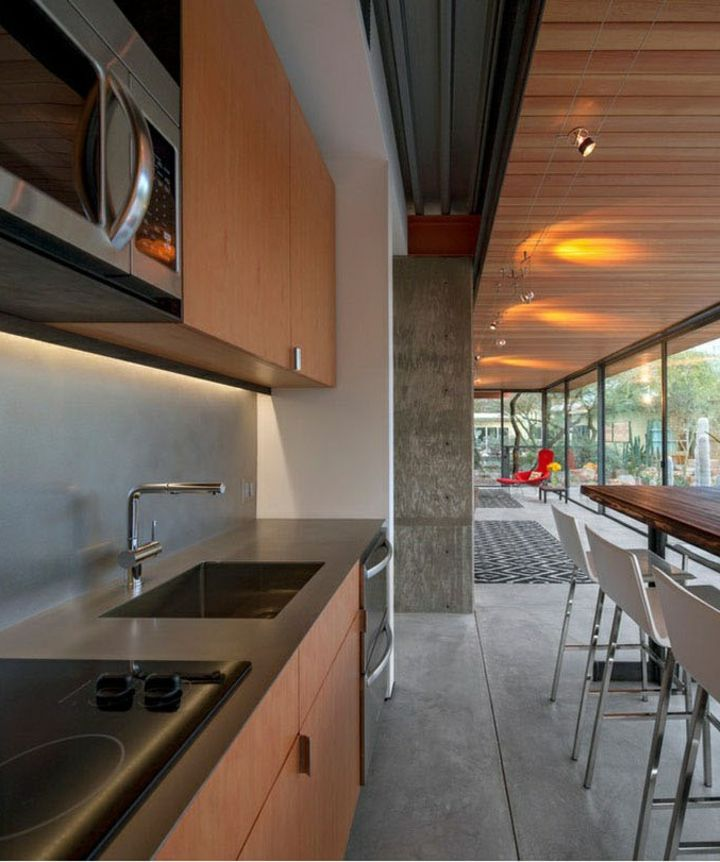 interior cocina moderna especial | Arquitectura | Pinterest | Casas ...