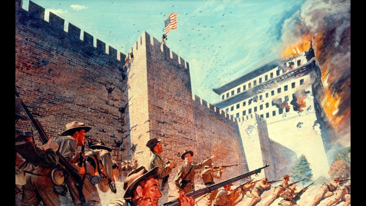 Pin by Peggnicho on Technology in 2020 Boxer rebellion