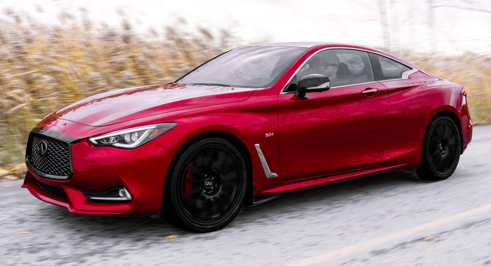 Infiniti Canada Spruces Up Q50 And Q60 Red Sport With I