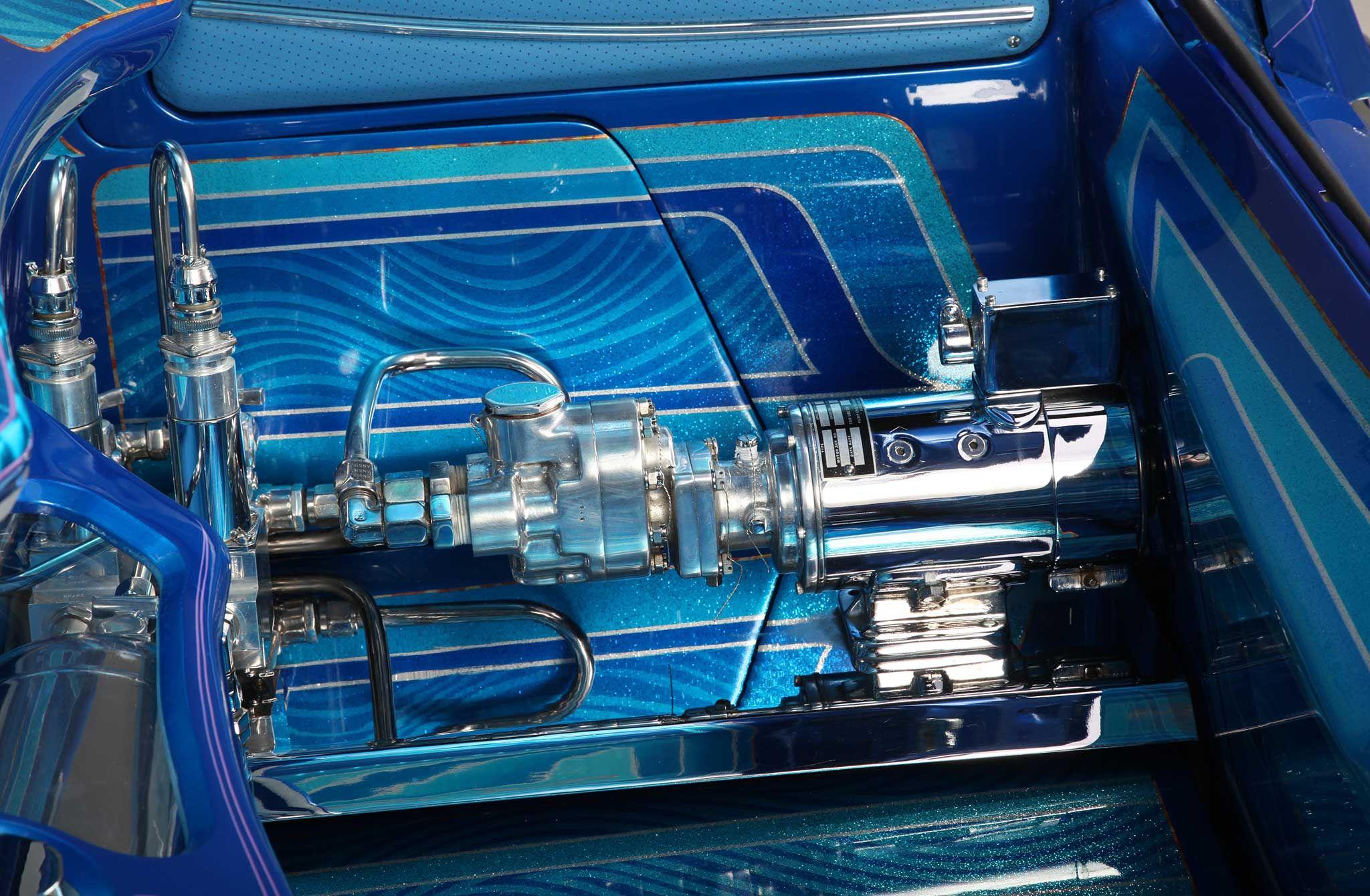 1973 Ford Ltd Hydraulic Pump y Lowriders