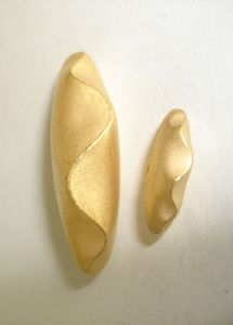 Gold Toggle - Sew Much Fabric