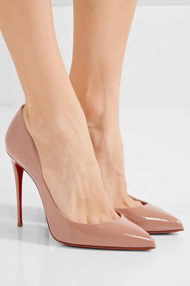 Christian Louboutin Pigalle Follies 100 Patent Pumps sale lowest price MyXvKo6