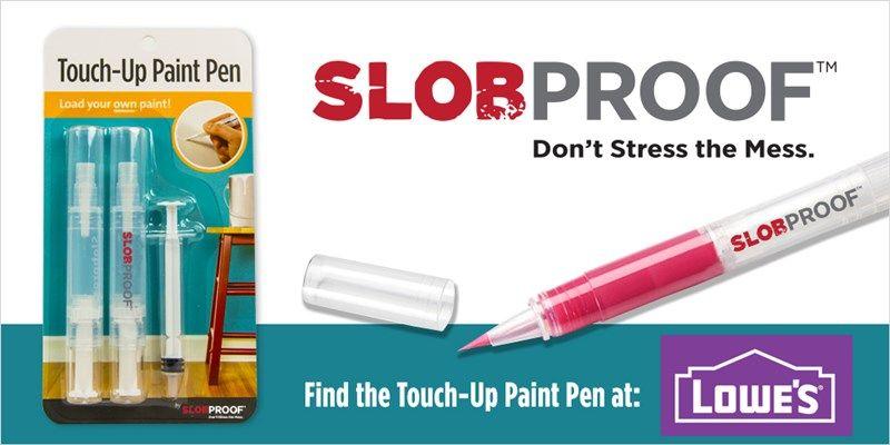 Find The Paint Pen At Lowe 39 S Slobproof Paint Pens Touch Up Paint Pen
