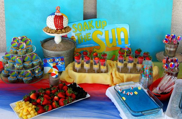 Indoor Pool Party Ideas 18 ways to make your kids pool party epic Pool Party Ideas Teens