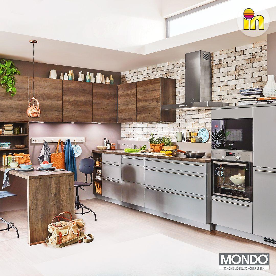 Pin von Möbel Inhofer auf Modernes Wohnen  Küche, Küchenplanung