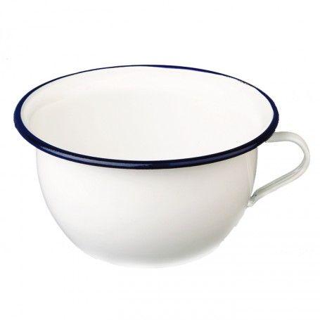Pot De Chambre En Tole Emaillee Maison Empereur Pots Tole Boite A Cirage