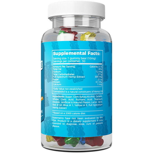 300 mg full spectrum cbd gummies