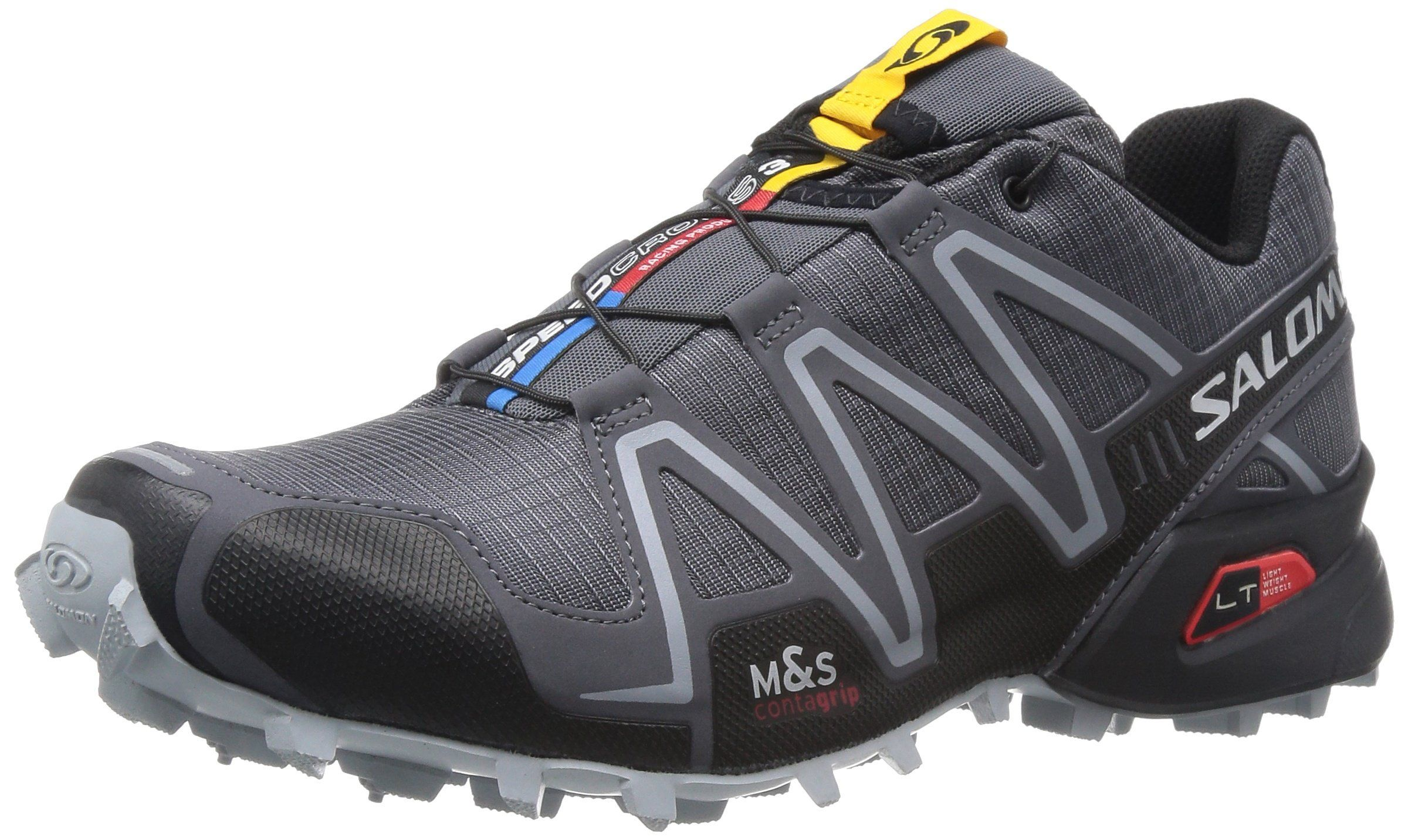 finest selection ff126 e1565 Amazon.com  Salomon Men s Speedcross 3 Trail Running Shoe  Trail Runners   Shoes
