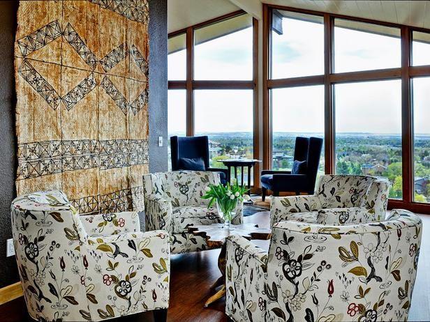 Eclectic | Living Rooms | S Interiors : Designer Portfolio : HGTV   Home U0026  Garden