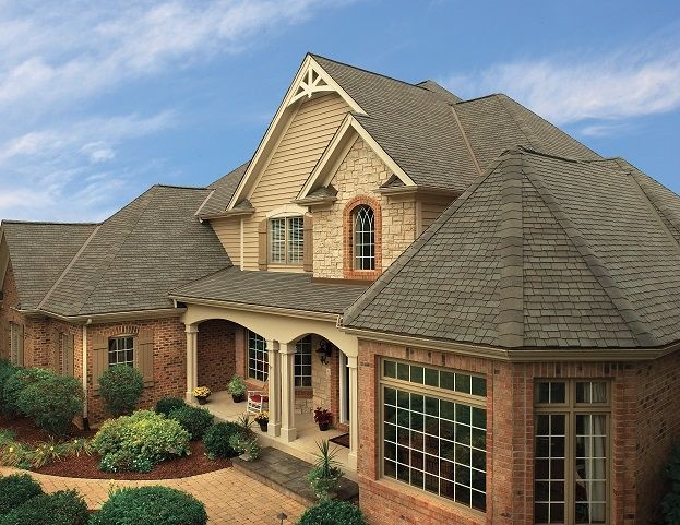 Best Gaf Glenwood Shingles In Weathered Wood Roof Pinterest Woods Asphalt Roof And Roofing 400 x 300