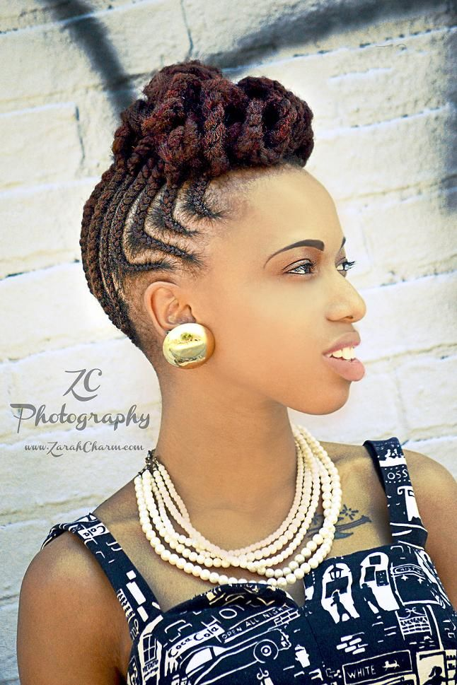 Natural Hair Pinup Hair Styles Natural Hair Styles Beautiful Natural Hair