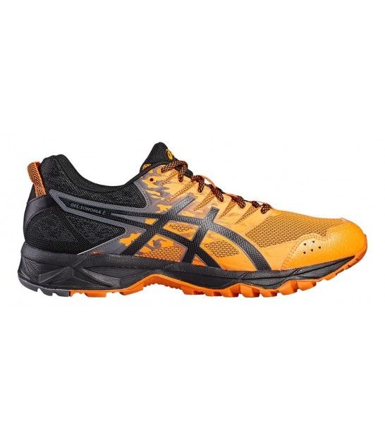 ASICS GEL SONOMA NOIR 3 ORANGE CHAUD/ NOIR CARBONE/ 19902 CARBONE | 59b7d84 - www.wakeupthinner.website
