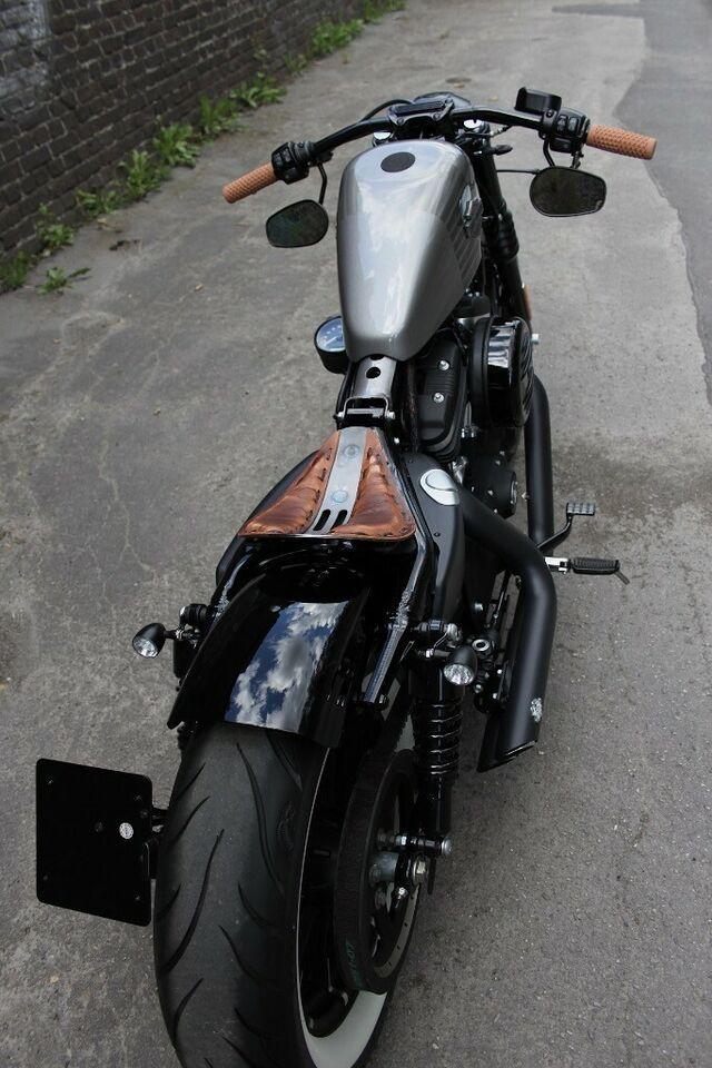 Harley Davidson Sportster XL 883 Iron Bobber Harley