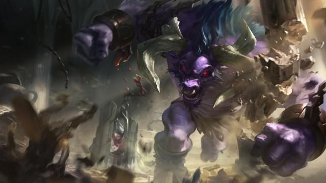 Champion Update: Alistar | League of Legends