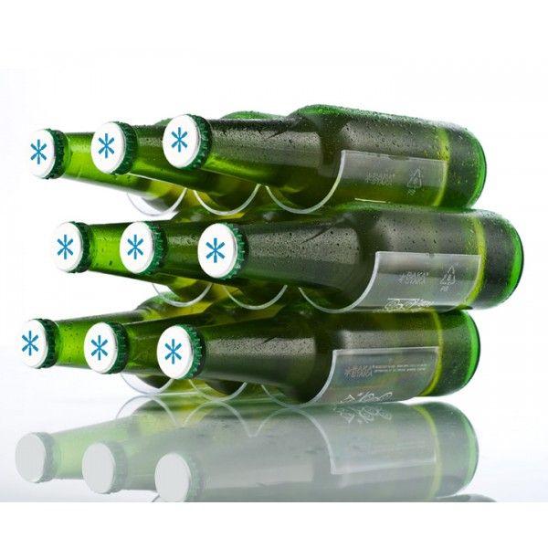 RakaStaka   Beer Bottle Rack