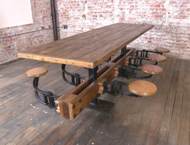 Dept 87 Swing Out Seat Table Tables All Dining
