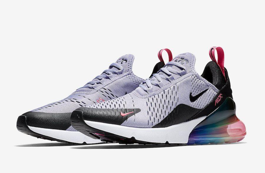 promo code cfbac fbb69 Nike Air Max 270 Be True AR0344-500 Release Date - Sneaker Bar Detroit