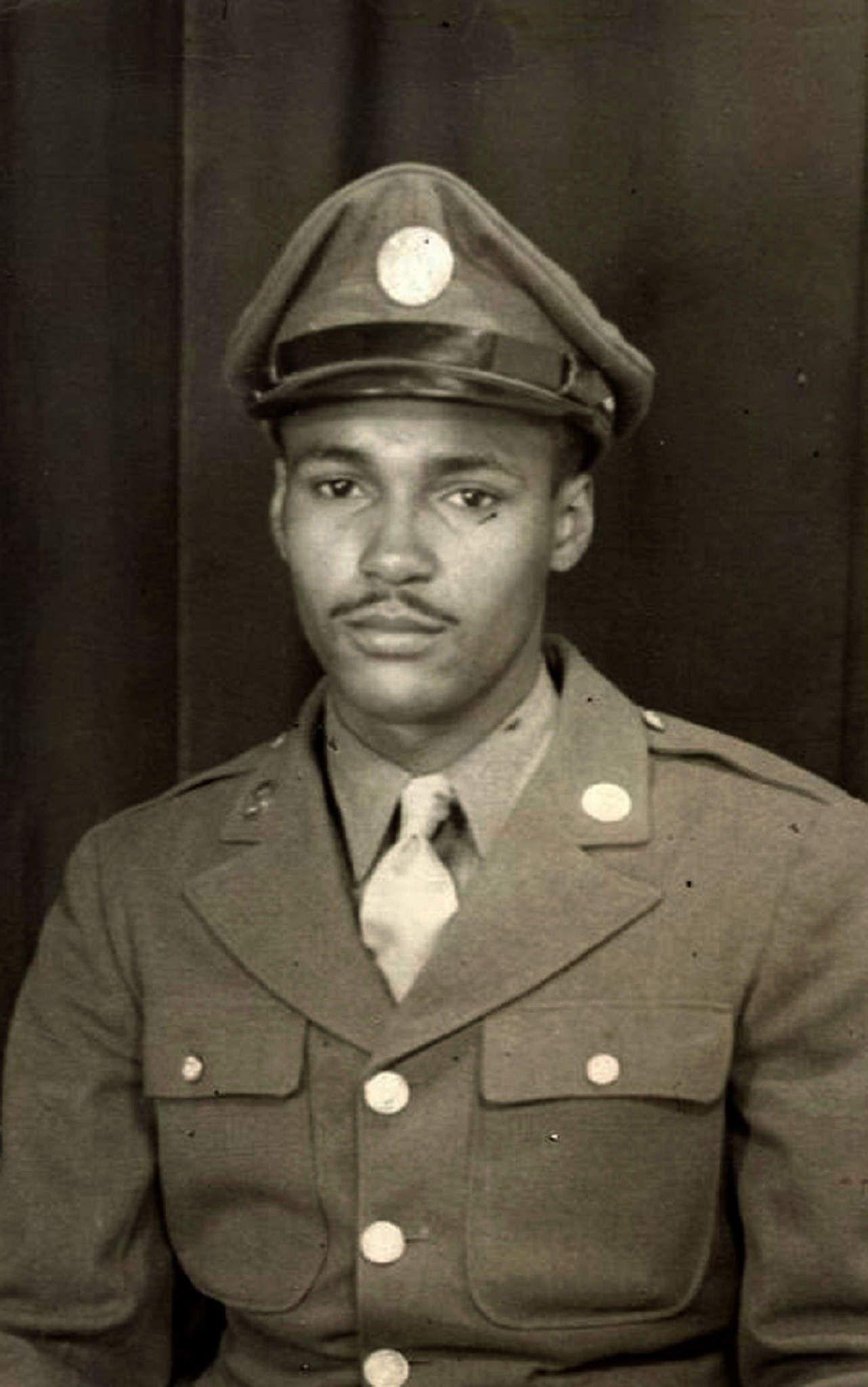 Woodrow American soldiers, African american history