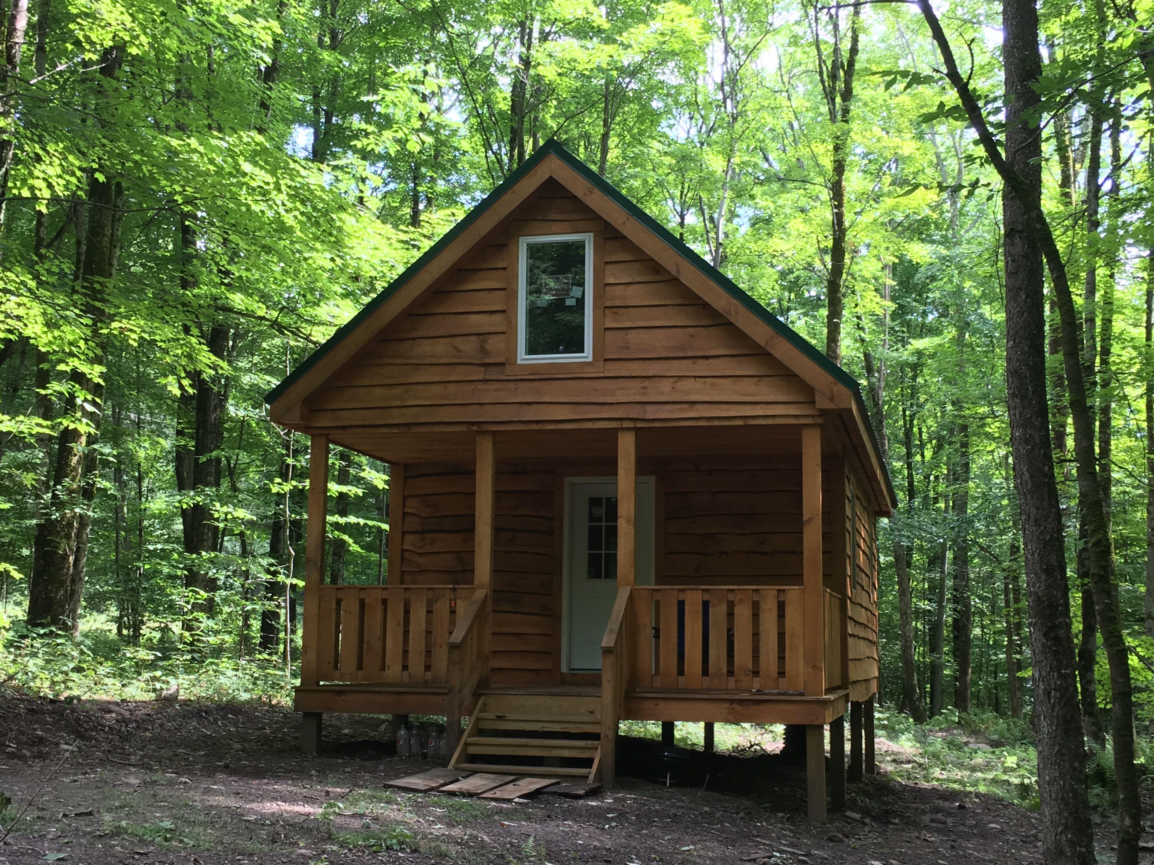 Hemlock Style Cabin Cabin Small House Log Cabin Homes