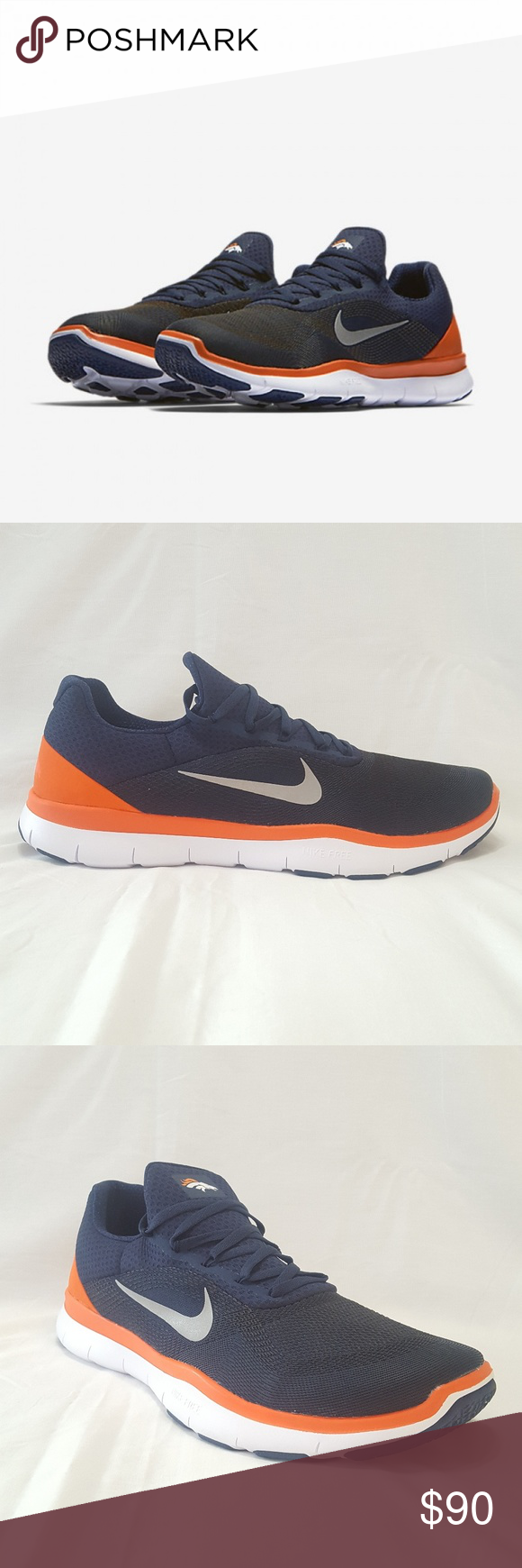best authentic 7dadb a3fb4 Men s Nike Free Trainer V7 NFL 🌟Limited Edition🌟 100% Authentic - Limited  Edition