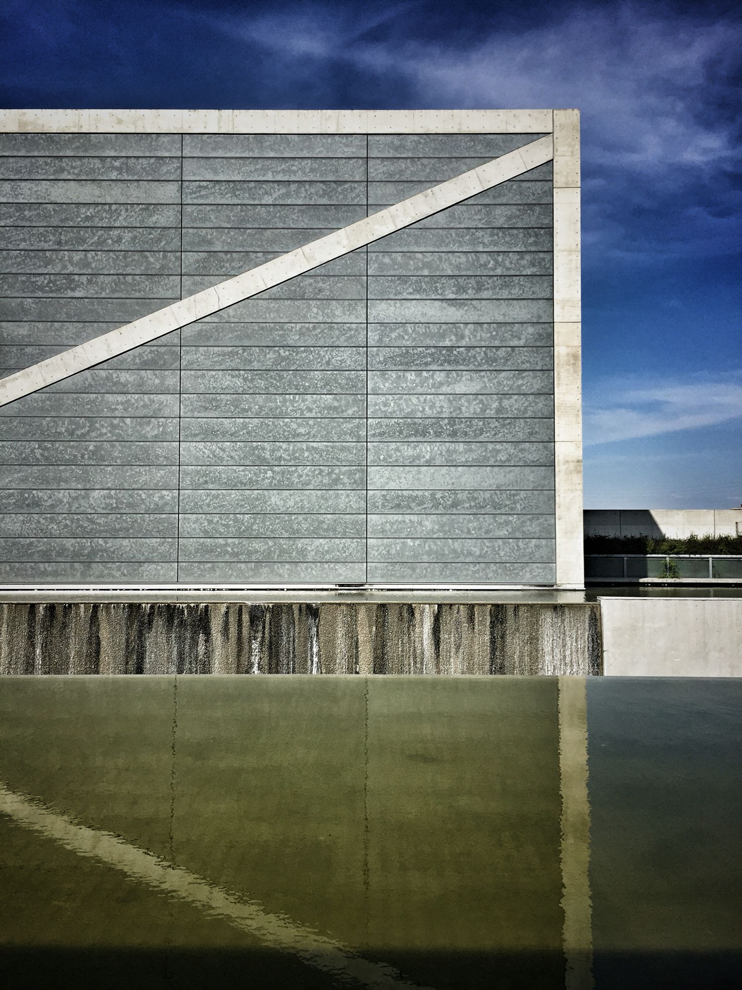 Sayamaike Museum Tadao Ando Architecture