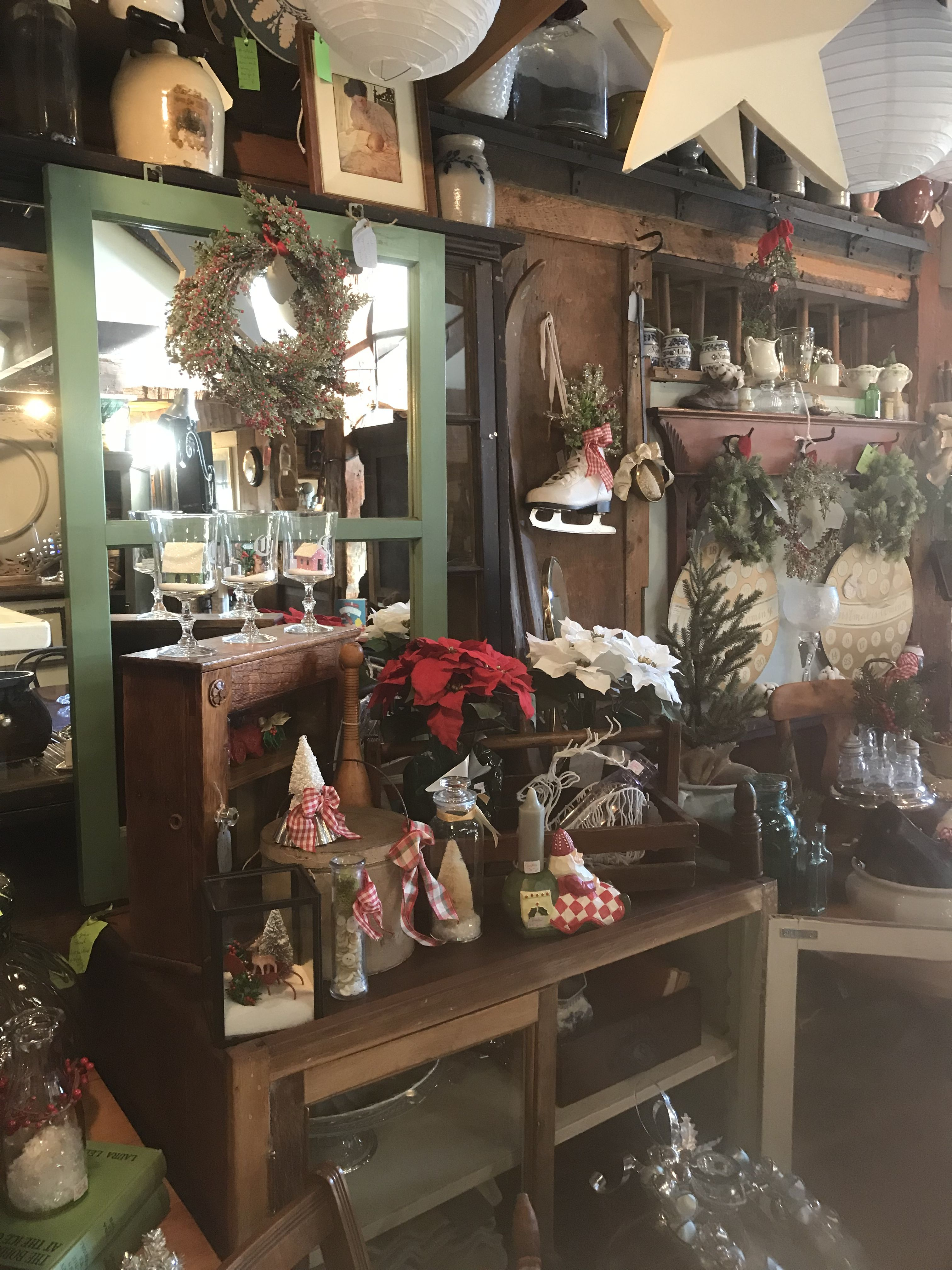 Pin By Jacy Cole On Booth Ideas Antique Booth Ideas Antiques Ideas
