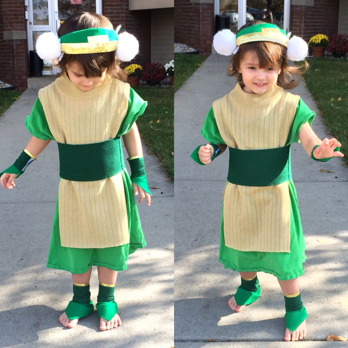 Toph costume for Halloween #avatarthelastairbender  sc 1 st  Pinterest & Toph costume for Halloween #avatarthelastairbender | Avatar The last ...