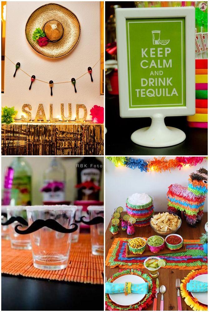 Pin De Solange M En Premios Juegos Mexican Party Fiesta Party Y Party
