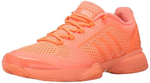 adidas Performance Womens ASMC Barricade 2016 Training FootwearUltra Bright PinkBox RedWhite55 M US ** Read more at the image link.