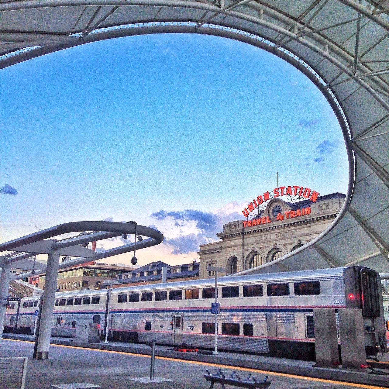 "abuserfriendly "" dla8 "" Denver. Union Station. Such an"