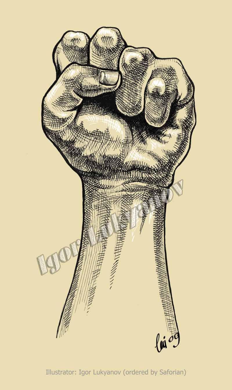 Fist crosshatching 1 jpg 800x1 343 pixel drawing fist cool pencil