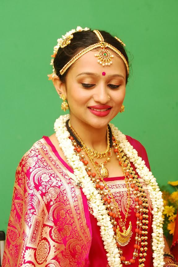 On My Wedding Day As A Coorgi Kodavathi Bride Coorg Kodagu Saree Indian