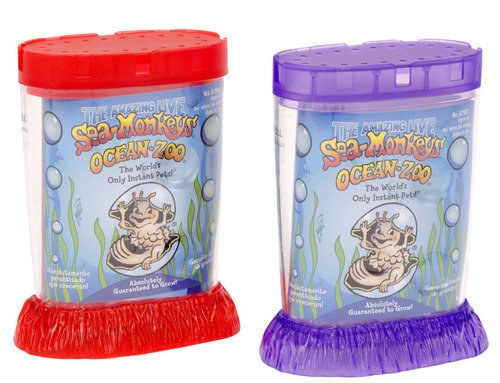 Sea Monkeys 90s Kids Toys Sea Monkeys 90s Toys