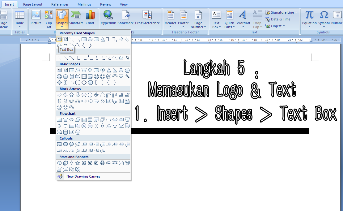 Kad Kahwin Diy Microsoft Word Text Symbols Words Page Layout