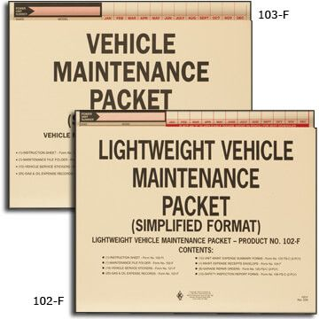 Vehicle Maintenance And Dot Inspection Forms Vehicle Inspection Preventive Maintenance Dot Regulations