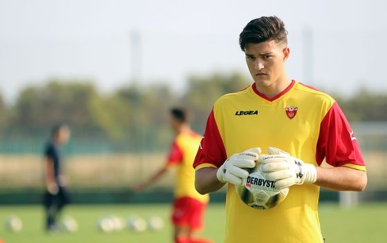 262ac5beb Manchester City player Arijanet Murić chose to represent the Kosovo NT  (link in Albanian)