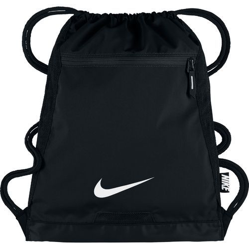 0ffccc923c31 Nike Men s Alpha Adapt Gym Sack Navy Black - Athletic Sport Bags at Academy  Sports. Alpha GymSacksNike ...