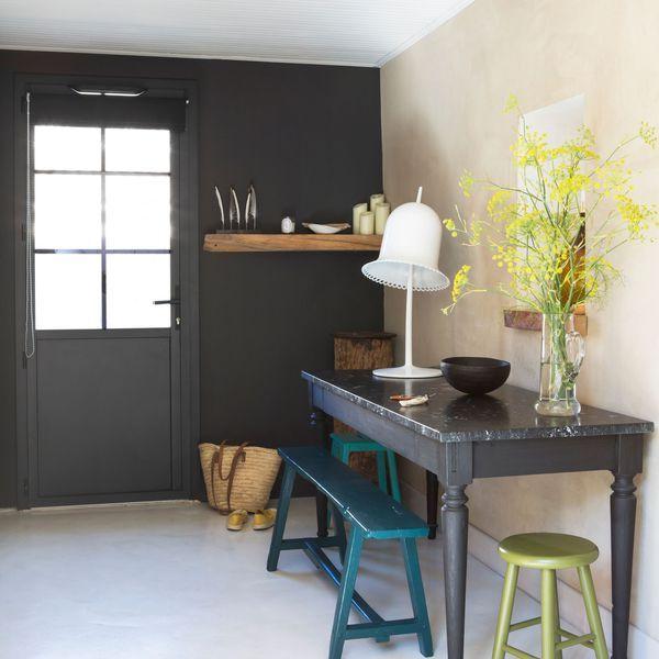 Peinture couleur salle de bain, chambre, cuisine
