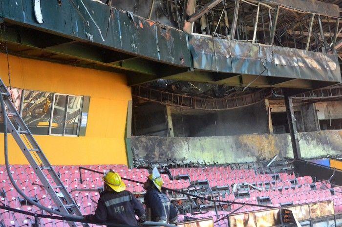 Modificaciones En El Calendario De Beisbol, Mientras Continúan Los Trabajos De Construcción En El Estadio Cibao #Video