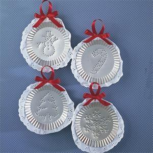 Tin Punching Patterns Free Patterns Hand Crafts For Kids Winter Diy Crafts Crafts